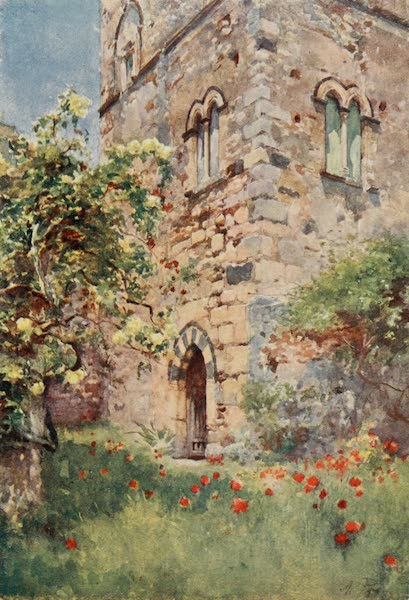 Sicily, Painted and Described - Palazzo S. Stefano, Taormina (1911)