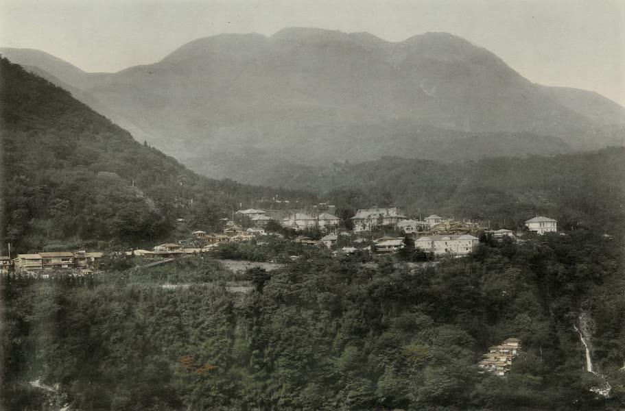 Sights and Scenes in Fair Japan - Miyanoshita - A Favourite Hot Spring Resort in the Hakone Mountains (1910)