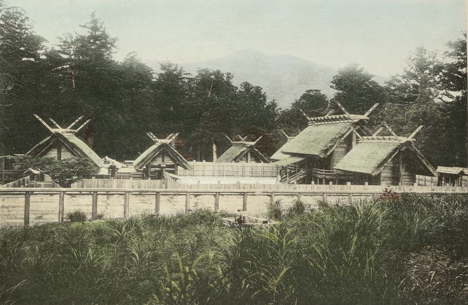 Sights and Scenes in Fair Japan - Grand Shrine of Ise (1910)