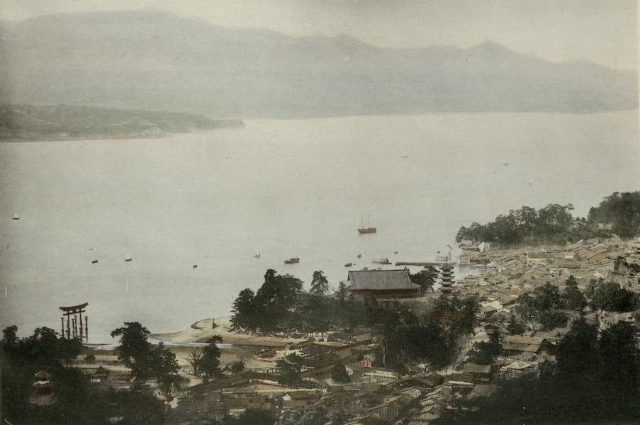 Sights and Scenes in Fair Japan - Miyajima - A Celebrated Island in the Inland Sea (1910)