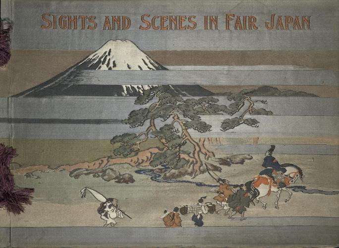 Railroads - Sights and Scenes in Fair Japan