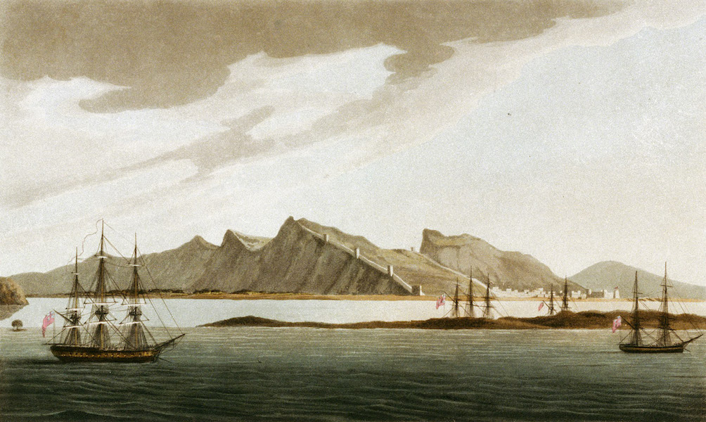 A view of the Luft. 16th Nov 1809