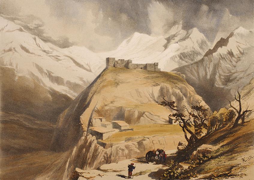 Sketches Between the Persian Gulf and Black Sea - Julamerk, Country of the Hekkari (1852)