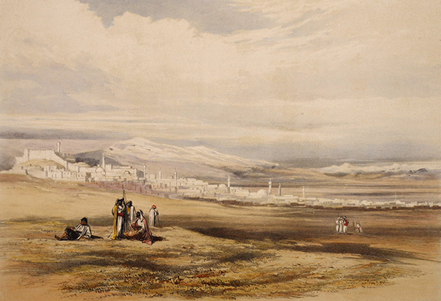 Sketches Between the Persian Gulf and Black Sea - Erzroum (1852)