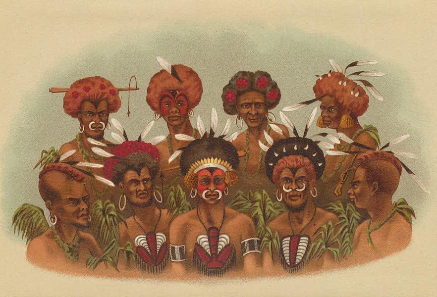 Natives of Humboldt Bay, Papua