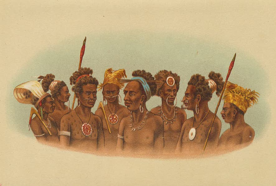 Natives of Wild Land, Admiralty Islands