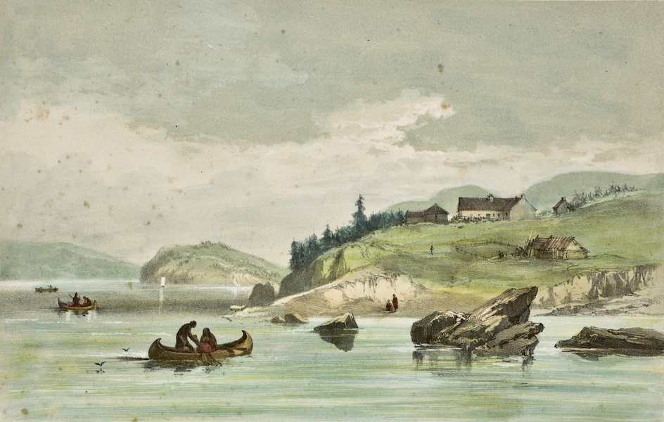 Fort George, formerly Astoria