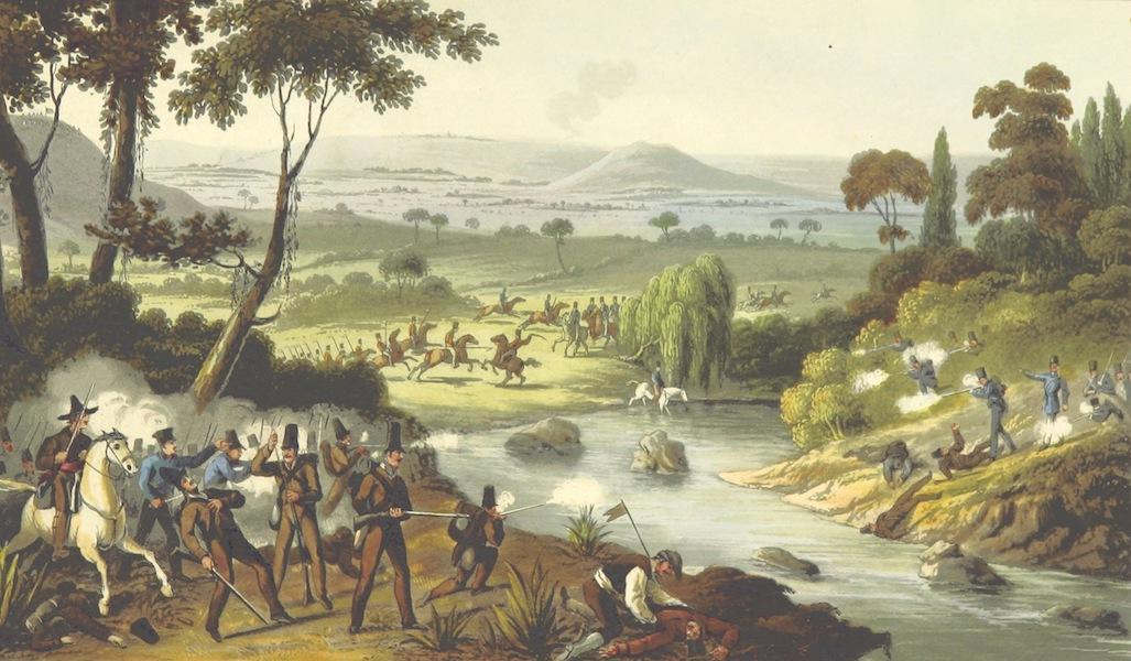 Sketches in Portugal during the Civil War - Santarem (1835)