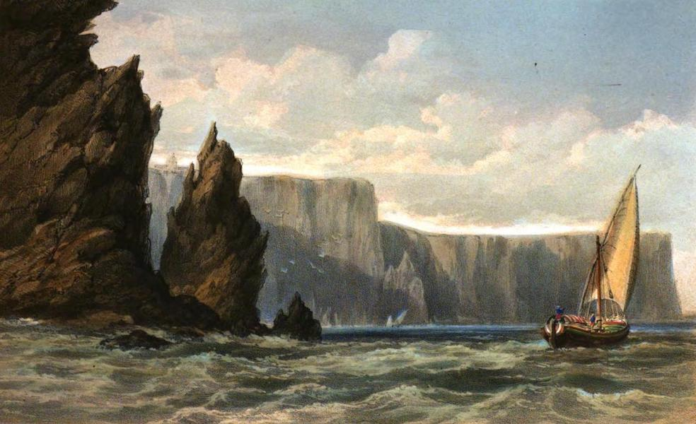 Sketches in the Crimea - Coast near Balaklava (1856)