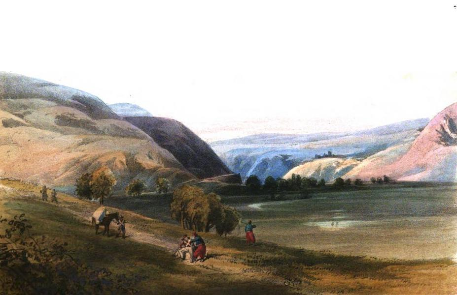 Sketches in the Crimea - Valley of Inkermann (1856)