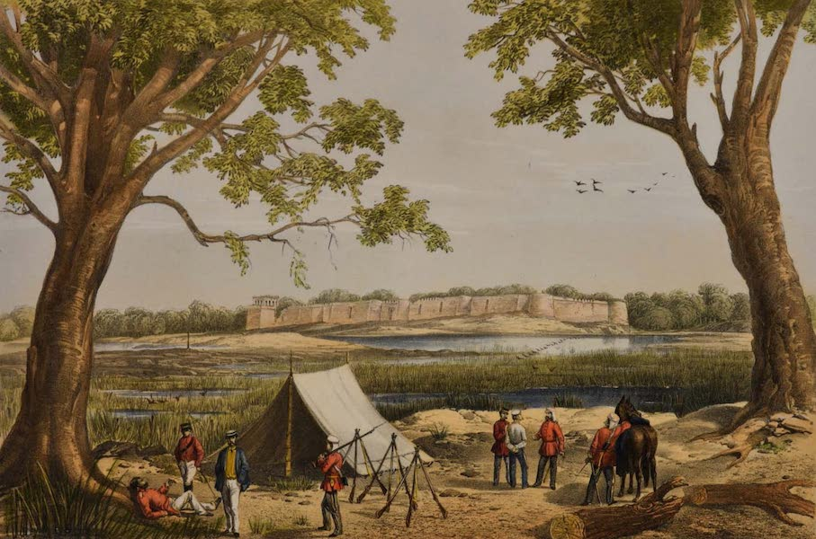Sketches and Incidents of the Siege of Lucknow - Jellalabad (1857)