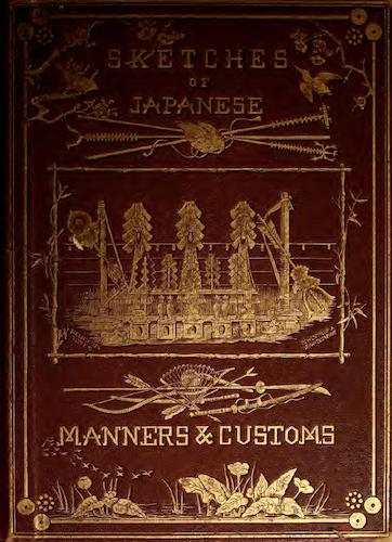 California Digital Library - Sketches of Japanese Manners and Customs