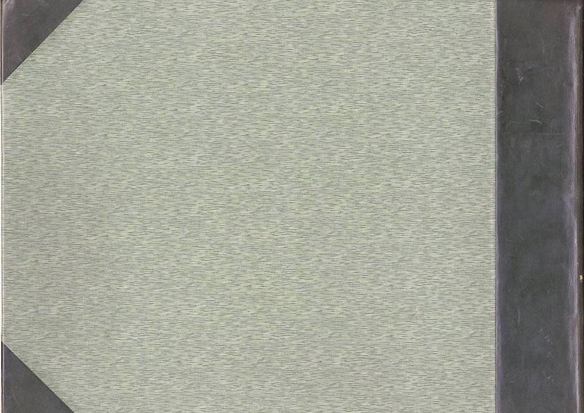 Sketches of Newfoundland and Labrador - Back Cover (1858)