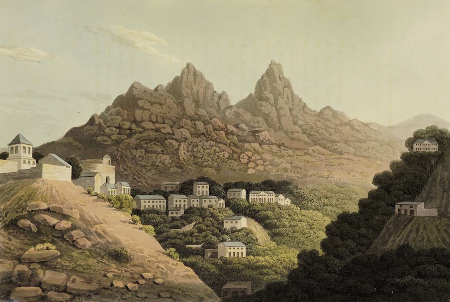 Sketches of Portugal and Spain - Cintra (1809)