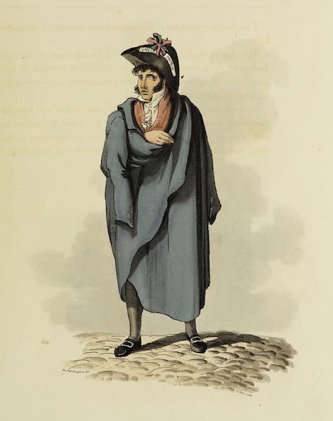 Sketches of Portugal and Spain - A Portuguese Gentleman (1809)
