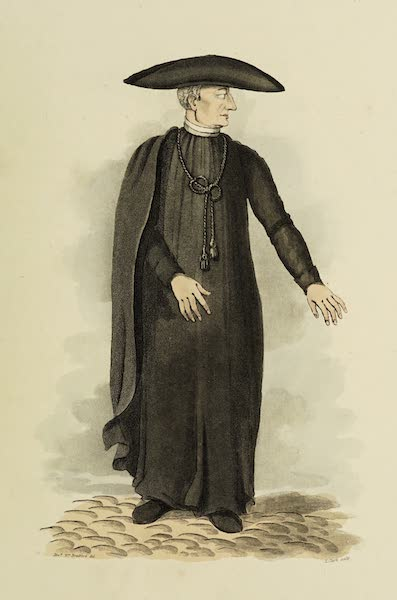 Sketches of Portugal and Spain - A Doctor of Salamanca (1809)