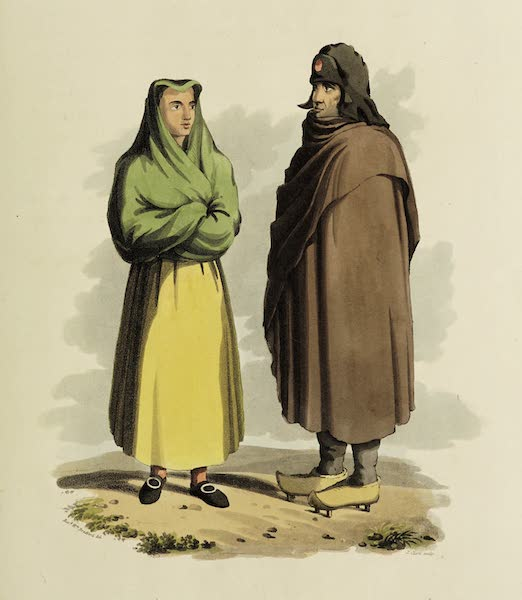 Sketches of Portugal and Spain - Peasant of the Corregimiento of Toro (1809)