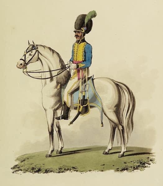 Sketches of Portugal and Spain - Portuguese Legion of Alorgna (1809)