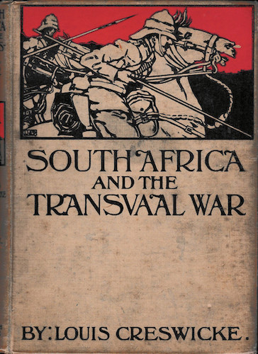 California Digital Library - South Africa and the Transvaal War Vol. 1