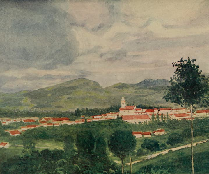South America, Painted and Described - Porciuncula (1912)