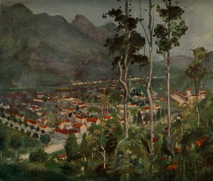 South America, Painted and Described - Friburgo (1912)