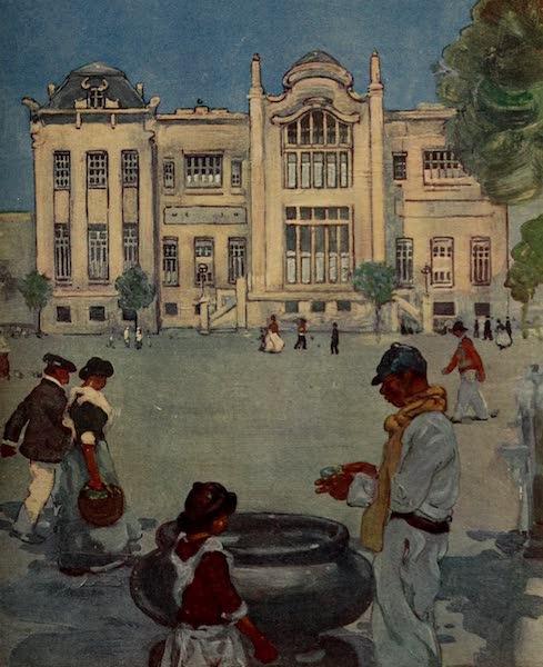 South America, Painted and Described - The Penteado Institute, São Paulo (1912)
