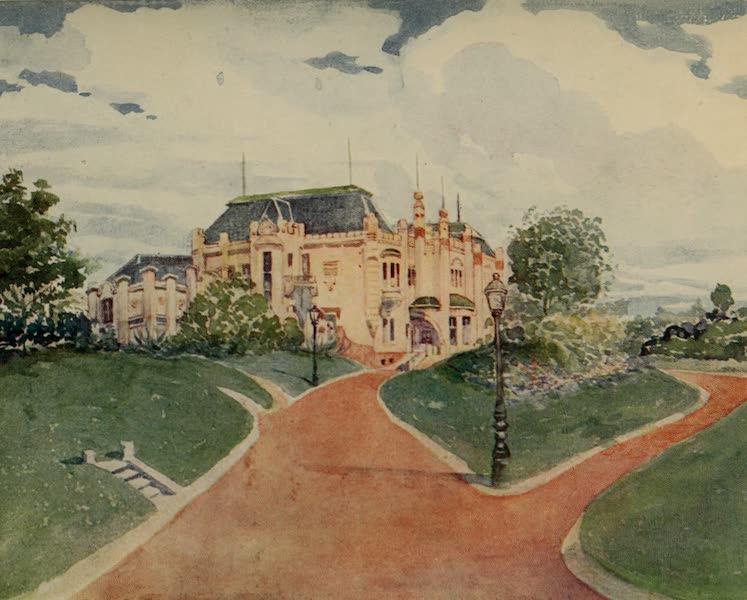 South America, Painted and Described - The Villa Penteado (1912)