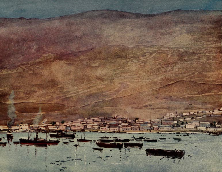 South America, Painted and Described - Arica in the Province of Moquegua (1912)