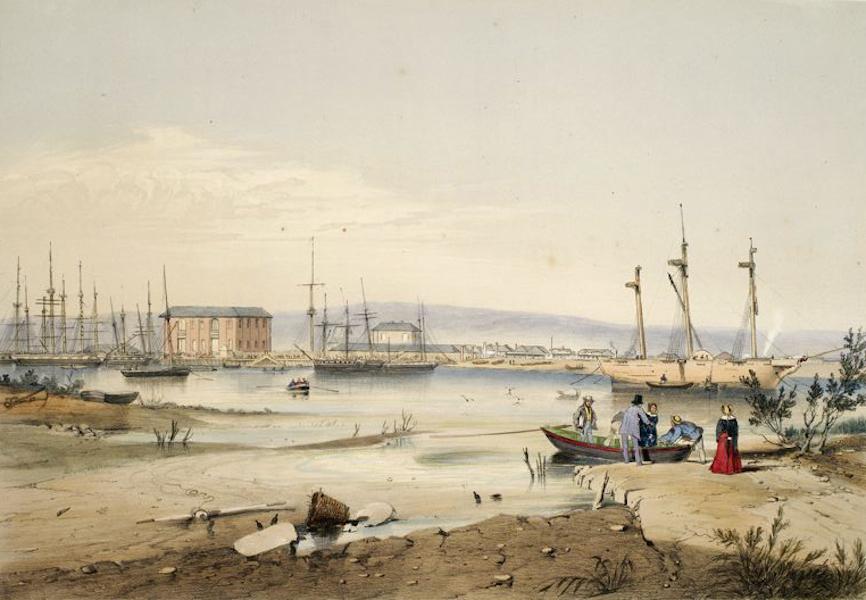 South Australia Illustrated - Port Adelaide (1847)