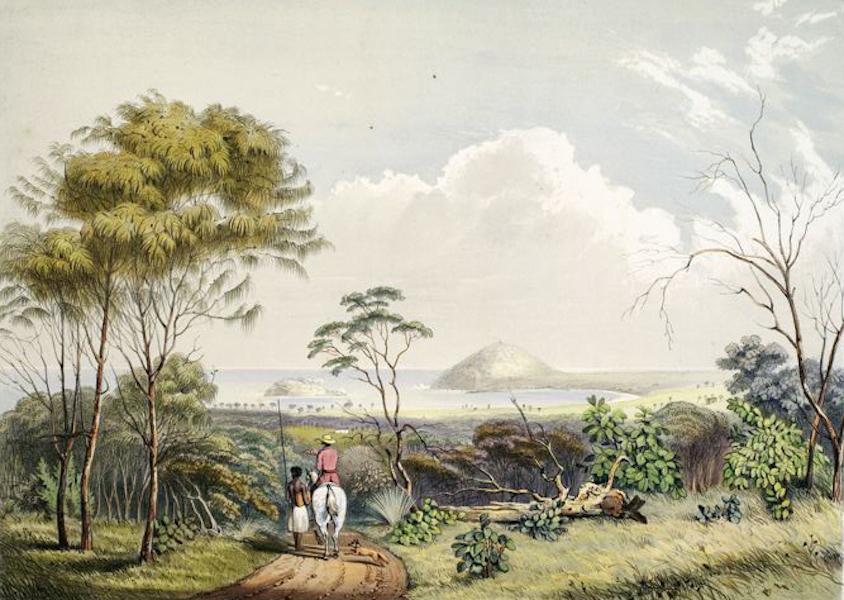 South Australia Illustrated - Encounter Bay (1847)