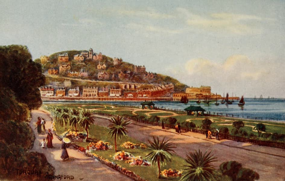 South Devon Painted and Described - Torquay (1907)