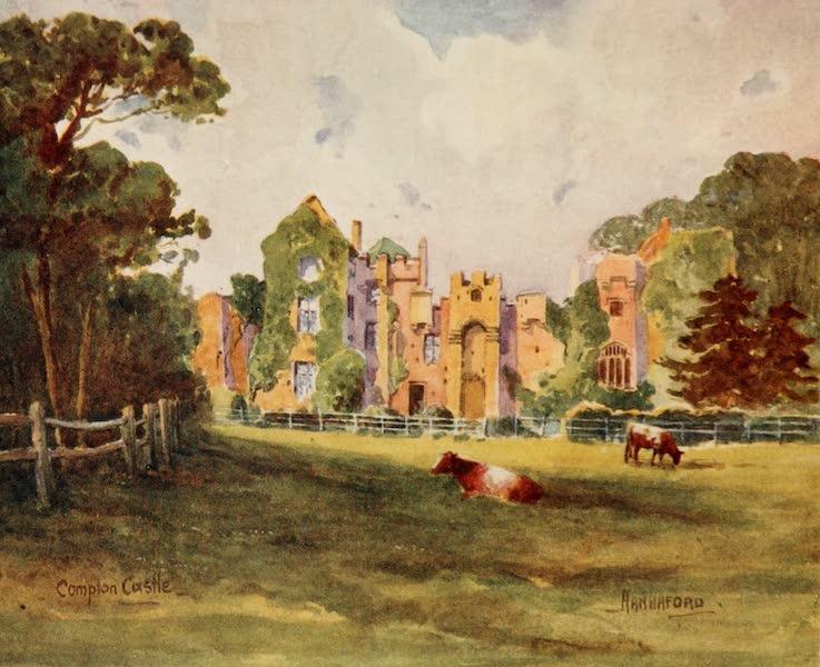 South Devon Painted and Described - Compton Castle (1907)