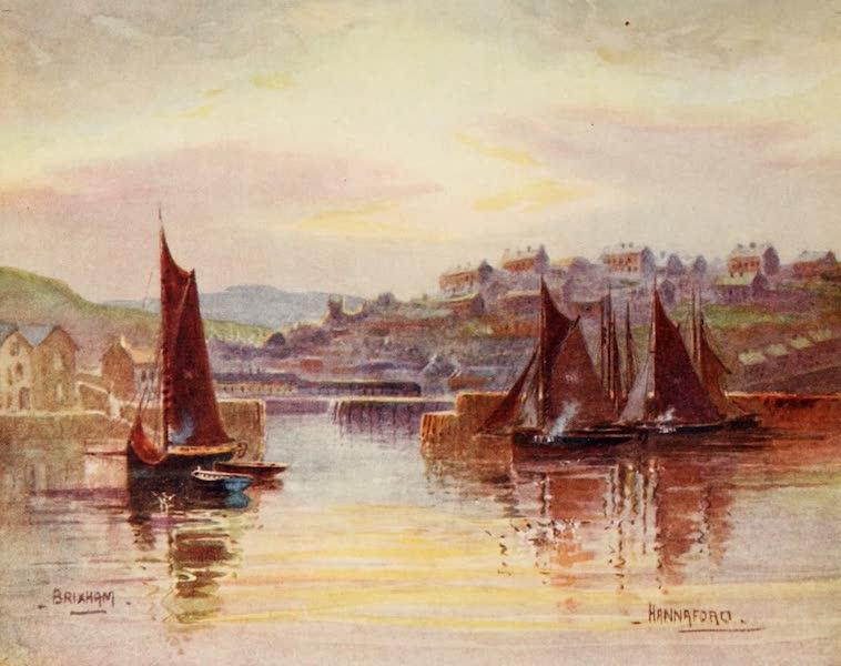 South Devon Painted and Described - Brixham (1907)