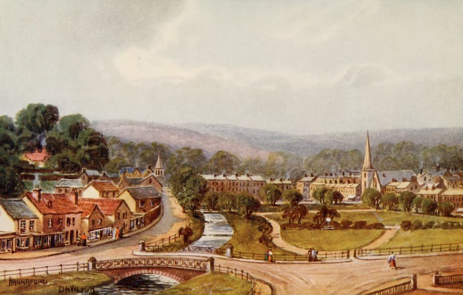 South Devon Painted and Described - Dawlish (1907)