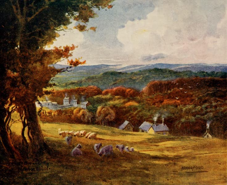 South Devon Painted and Described - Bradley Woods, Newton Abbot (1907)