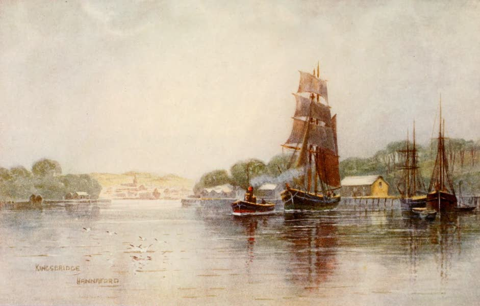South Devon Painted and Described - Kingsbridge (1907)