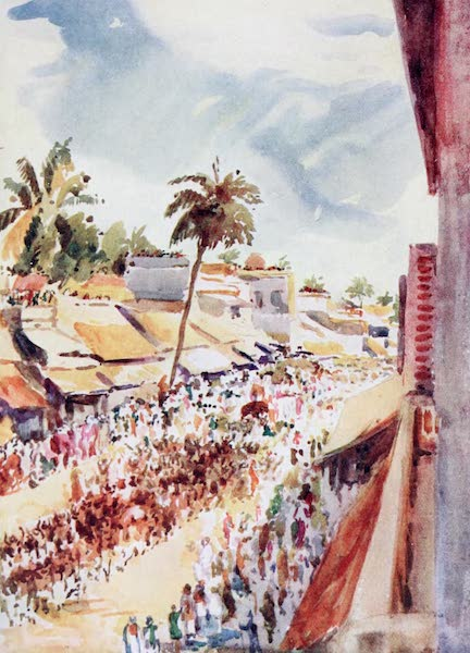 Southern India, Painted and Described - The Muharram, a Muhammadan Religious Festival (1914)