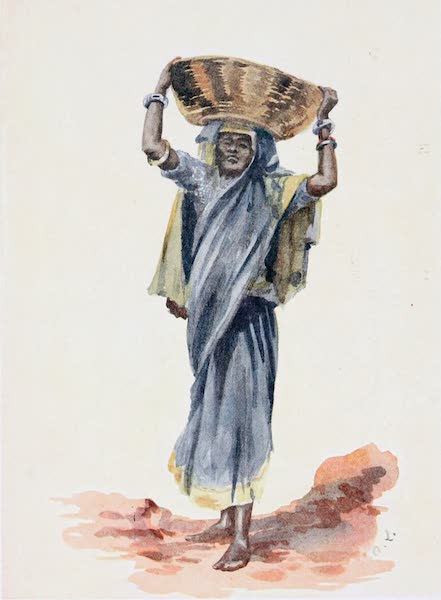 Southern India, Painted and Described - A Canarese Woman (1914)