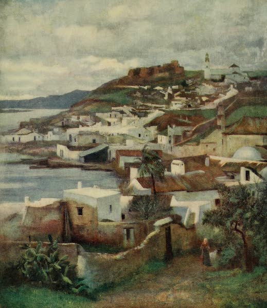 Southern Spain, Painted and Described - Ayamonte (The Gateway of Andalusia) (1908)