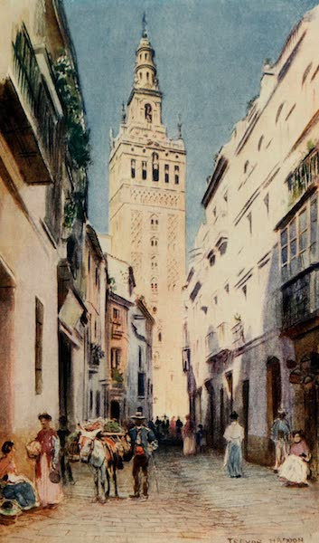 Southern Spain, Painted and Described - Seville - The Giralda (1908)