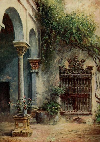 Southern Spain, Painted and Described - Seville - Casa de Pilatos (1908)