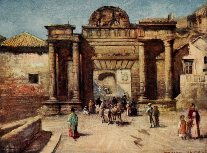 Southern Spain, Painted and Described - Cordova - Entrance to the City (1908)