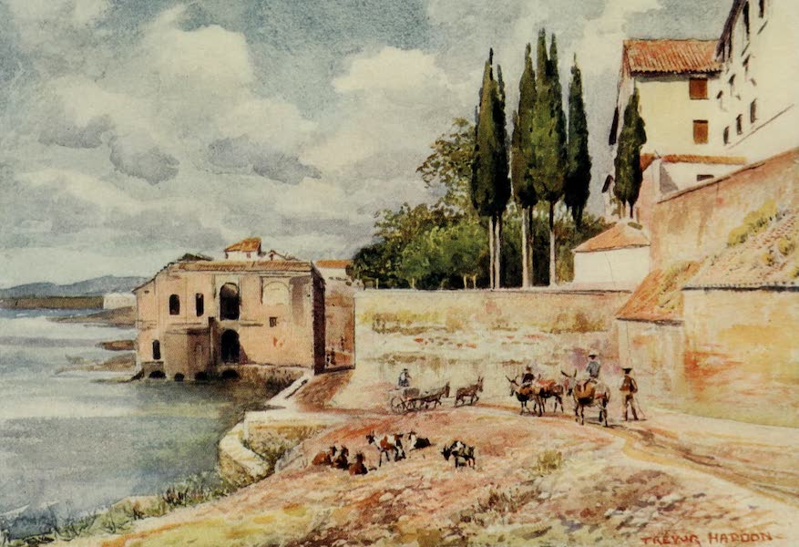 Southern Spain, Painted and Described - Cordova - Moorish Mill (1908)