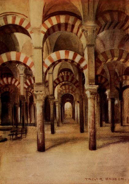 Southern Spain, Painted and Described - Cordova - Mezquita (1908)