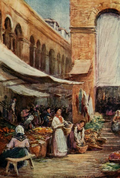 Southern Spain, Painted and Described - Granada - In the Market (1908)