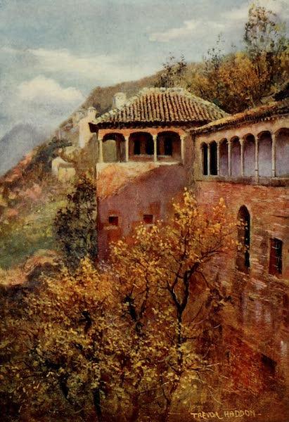 Southern Spain, Painted and Described - Granada - Tocador de la Reina (1908)