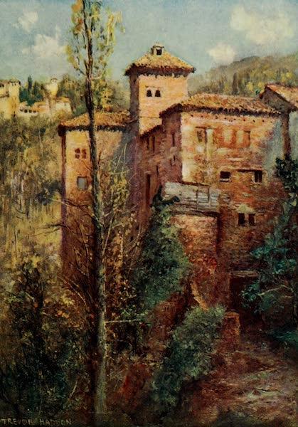 Southern Spain, Painted and Described - Granada - Torre de las Damas (1908)