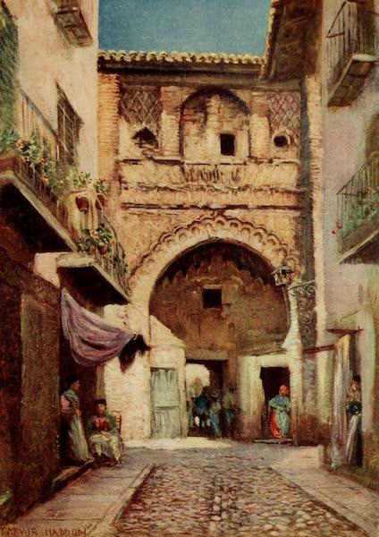 Southern Spain, Painted and Described - Granada - Casa del Carbon (1908)