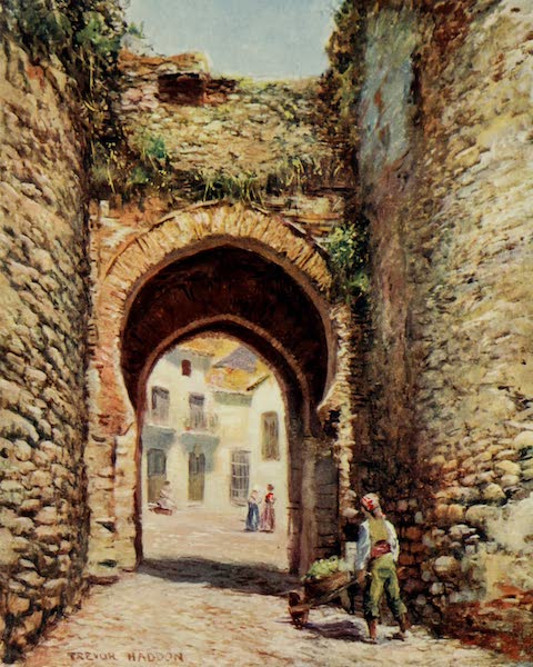 Southern Spain, Painted and Described - Ronda - A Moorish Gateway (1908)