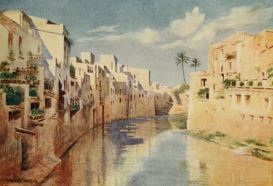 Southern Spain, Painted and Described - Orihuela on the River Segura (1908)